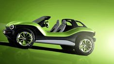 Cute as a bug: The Volkswagen I.D. Buggy concept at the Geneva Motor Show - Roadshow