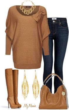 Soft Autumn Outfit