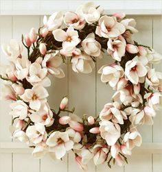Make your own wreaths!  Amazing!  Tons of ideas!