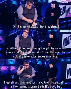Phill and Noel NMTB