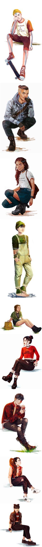 Modern Avatar: The Last Airbender
