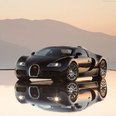 Epic shot of this Beautiful Bugatti!