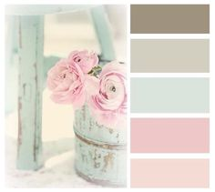 Lovely colour theme