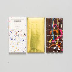 Pollock Chocolate Bar – The Colossal Shop