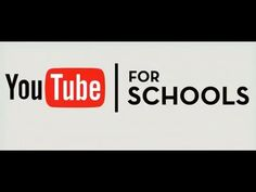 YouTube for Schools. All educational content for amazing teacher resources without all the search time