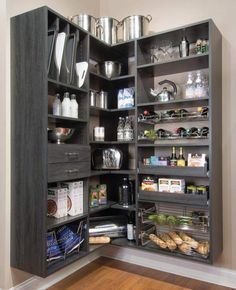 Making Your Own Kitchen Pantry