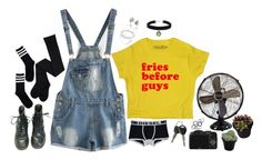 """dude"" by prettydoq on Polyvore featuring Topshop, Diesel, CO and Monki"
