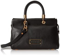 Marc by Marc Jacobs Too Hot To Handle Satchel Satchel Bla... https://www.amazon.com/dp/B009TB8BAM/ref=cm_sw_r_pi_dp_x_14FRyb2K2GKE8