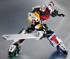 +Danboru robot | CHOGOKIN DIECAST Super Robot Power Rangers SPD Deka Ranger Robo ACTION ...