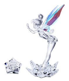 Swarovski Tinker Bell Figurine Limited Edition 2008 Rare ** Continue to the product at the image link. (This is an affiliate link and I receive a commission for the sales) Disney Figurines, Glass Figurines, Swarovski Crystal Figurines, Swarovski Crystals, Perfumes Vintage, Tiffany Rings, Disney Merchandise, Tinkerbell, Glass Art
