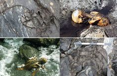 Ancient artifacts and human remains surface as glaciers melt