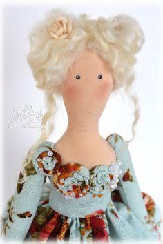 Ека-Тильда. Hand made. Купить куклу Тильда. | VK