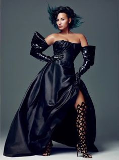 Demi Lovato Allure photoshoot