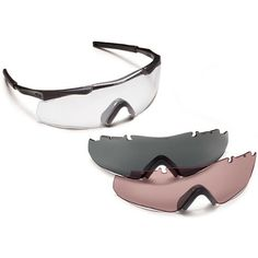 51079d3665 Smith Optics Elite Aegis Arc Asian Fit Eyeshields ClearGrayIgnitor Black      To view further for this item