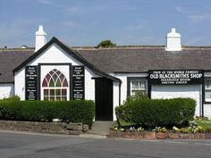 #178 Renew my wedding vows in Gretna Green, Scotland.
