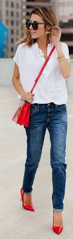 Kurt Geiger Red Patent Ultra Chic Pointy Stilettos by Hello Fashion