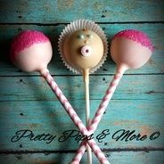 Baby Shower Cake Pops by Pretty Pops, Cypress, Tx