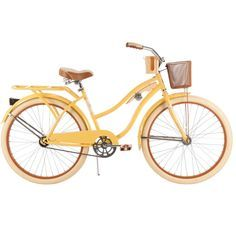 "Womens Beach Cruiser Bike Bicycle Vintage Basket Ladies City Road Cruising 26"" /search/?q=%23Huffy&rs=hashtag"