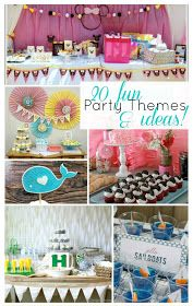 52 Mantels: 20 Party Ideas & Themes! {Features}