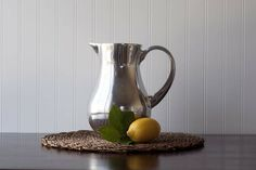 Old Town Imports Aluminum Serveware Empire Pitcher {PRESALE ONLY}. $41.99 regularly $74.99