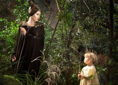 angelina jolie and daughter in maleficent | Angelina Jolie's Daughter Vivienne Jolie-Pitt Joins Mom in Maleficent ...
