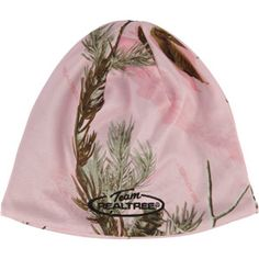 Paramount Outdoors Realtree Camo Reversible Ladies' Knit Beanie