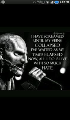 Slipknot~ Duality