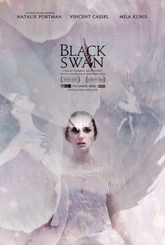 Key art exploration for the film Black Swan starring Natalie Portman, Vincent Cassel, and Mila Kunis directed by Darren Aronofsky. Black Swan Movie, Black Swan 2010, Pink Tumblr Aesthetic, Film Aesthetic, Natalie Portman Style, 1969 Movie, Nathalie Portman, Cinema Movies, Independent Films