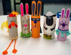 Roxy Creations: Easter Craft Time at Vacation Camp