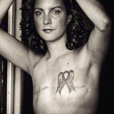 <3 breast cancer tattoo @KylaBarker God Bless Her