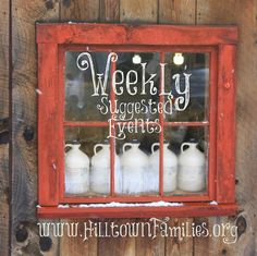 Suggested Events for March 14th-20th, 2015 | Hilltown Families