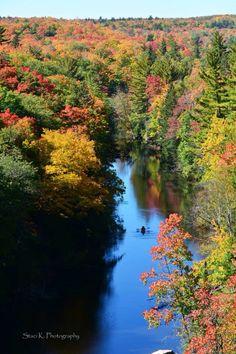 Fall in Upper Michigan