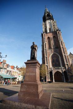Nieuwe Kerk in Delft | Monument - Rijksmonumenten.nl