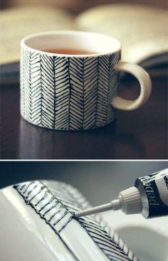 Coffee Cups' elephant's ear FineGardening