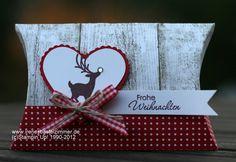 stampin up weihnachten | ... Boxen, 3 D Cards, Stampin Up Weihnachten Ideas, Pillowbox, Boxes Post
