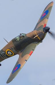 The Shuttleworth Collection | 1940 HAWKER HURRICANE