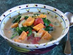 10 Vegan Soups for Fall #Vegucated