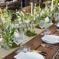 """""""Simple and natural tablescape. Can you smell the fragrance? #regram @classiccrockery @quintessentiallyweddings . Looking through our summer table I found this lovely setting! #tablescape #wedding #eventprofs #quintessentially"""" by @yourplanningangel (yourplanningangel). • • What do you think about this one? @bcec_brisbane @beautymarkevents @bellydancer_soraya @bezaresmatuseventplanner,@bhpcatering @bigfunuk @bigtimecreatives @bijougroup,@billhansenluxurycatering @billyjoelbandmembermikedel…"""