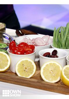 Chef and founder of Lemonade, Alan Jackson, shares his quick and easy recipe for a gourmet tuna salad.