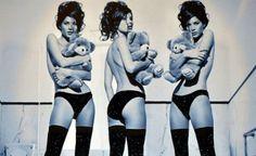 Primeiras fotos da carreira de Kate Moss ganham exposição