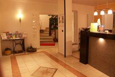 Reception, Hotel Stadt Cuxhaven, #hotel #Cuxhaven