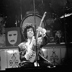"""30 years ago: Prince holds court at the Summit Prince performs at the Summit, Jan. six months after the film """"Purple Rain"""" hit theaters. Pictures Of Prince, The Artist Prince, Prince Purple Rain, Dearly Beloved, Roger Nelson, Prince Rogers Nelson, Afro Punk, Beautiful One, Music Love"""