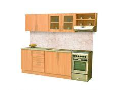 Sektorová kuchyně EKO 8 v mnoha variantách provedení