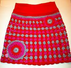 201 Beste Afbeeldingen Van Gehaakte Rokjes Crochet Dresses