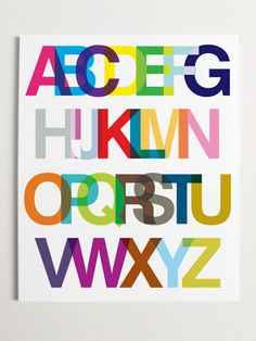 I like it! It's a little gay, a little classy, and a lot of Helvetica. Just like me!!