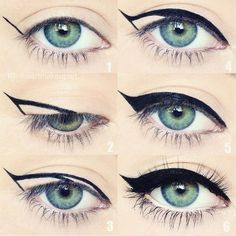How to Draw A Perfect Cat Eye | Best Makeup Tutorials And Beauty Tips From The Web | Makeup Tutorials
