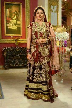 The Wedding Pictures of Drashti Dhami in Ek Tha Raja Ek Thi Rani