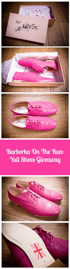 Notice: this is mainly girly post and also fashion not that much running :) But all the men are welcome to enter and win beautiful shoes.