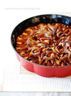 Plum hazelnut cake by AgusiaH, via Flickr
