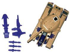 Buy Transformers Blitzwing - G1 - Multi (triple, six, ten) Changer Action Figures